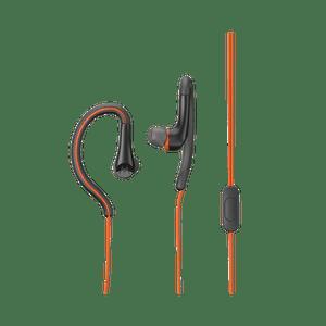 earbuds sport oranje